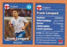 England Frank Lampard Chelsea 53